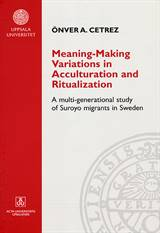 0017: Meaning-Making Variations in Acculturation and Rit...