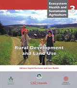 0003: Rural development and land use